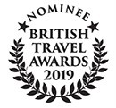 Nominee British Travel Awards 2019