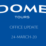 Dome Tours – Office Update