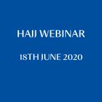 Webinar 18th June 2020