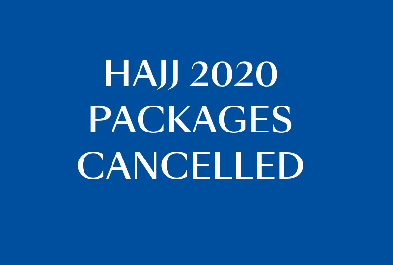 Hajj 2020 Update