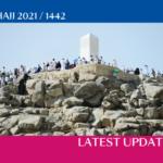Hajj 2021 / 1442 Latest Updates